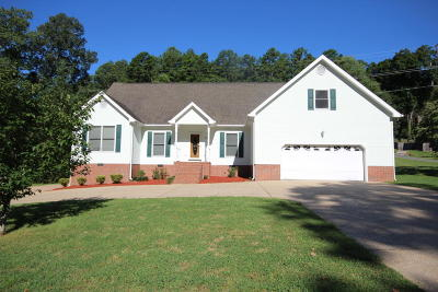 Chattanooga Single Family Home For Sale: 1051 S Seminole Dr