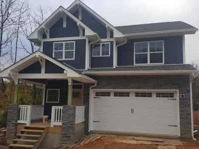 Chattanooga Single Family Home For Sale: 2281 Ashmore Ave #7
