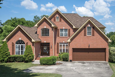 Ooltewah Single Family Home For Sale: 9707 Cloverleaf Pl #268