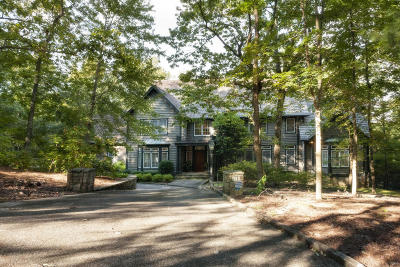 Lookout Mountain Single Family Home For Sale: 4 Woodhill Dr
