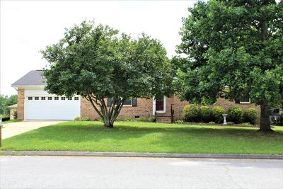 Ooltewah Single Family Home Contingent: 8408 Rosetree Dr