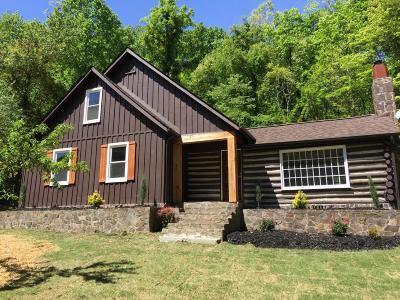 Chattanooga Single Family Home For Sale: 3025 Banks Rd