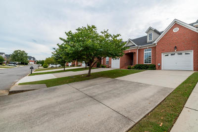 Ooltewah Townhouse For Sale: 8230 Double Eagle Ct