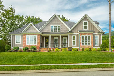 Ooltewah Single Family Home For Sale: 7235 Gregory Dr