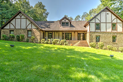 Signal Mountain Single Family Home For Sale: 38 Hidden Brook Ln
