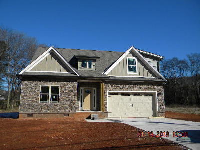 Hixson Single Family Home For Sale: 1761 E Boy Scout Rd