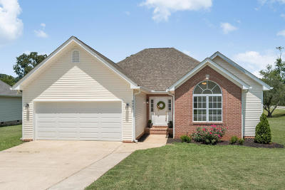 Ooltewah Single Family Home Contingent: 9983 Homewood Cir