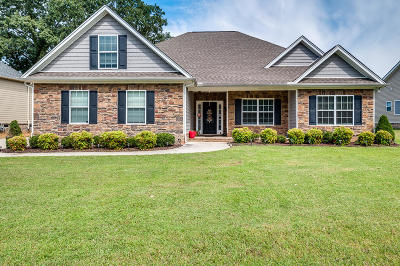 Ooltewah Single Family Home For Sale: 8857 McKenzie Farm Dr