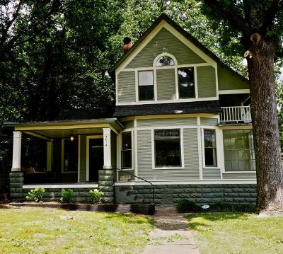 Chattanooga Single Family Home For Sale: 4614 St Elmo Ave