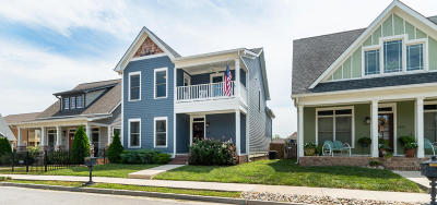 Chattanooga Single Family Home For Sale: 1410 Jefferson St