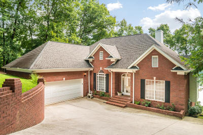 Soddy Daisy Single Family Home For Sale: 13425 Bellacoola Dr