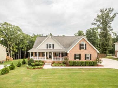 Soddy Daisy Single Family Home For Sale: 2456 Turnstone Dr