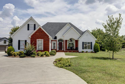 Ooltewah Single Family Home For Sale: 7208 Claudes Creek Dr