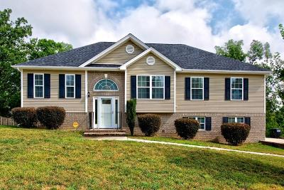 Ooltewah Single Family Home Contingent: 7263 Salmon Ln