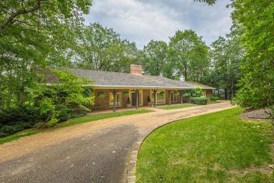 Lookout Mountain Single Family Home For Sale: 281 Stephenson Ave