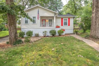 Chattanooga Single Family Home For Sale: 906 Federal St