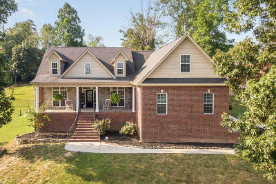 Ooltewah Single Family Home For Sale: 8048 Leon Brenda Ln