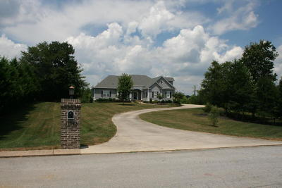 Apison Single Family Home Contingent: 11743 Country Estates Dr