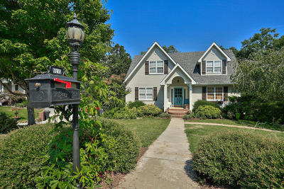 Harrison Single Family Home For Sale: 6510 Olde Ferry