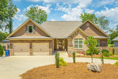 Hixson Single Family Home Contingent: 2107 N Gold Point Cir