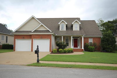 Hixson Single Family Home For Sale: 3423 Coach Dr
