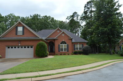 Soddy Daisy Single Family Home For Sale: 1240 Spitzy Ln