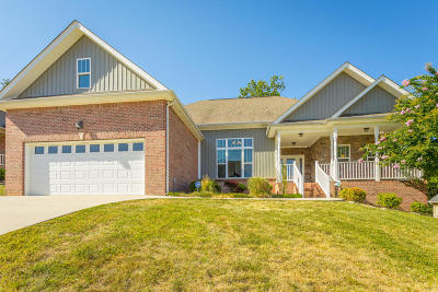 Ooltewah Single Family Home Contingent: 7638 Duskview Ct