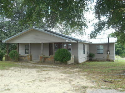Bryant Single Family Home For Sale: 3930 Alabama Hwy 73