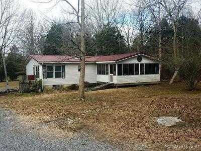 Georgetown Single Family Home Contingent: 1499 State Highway 58