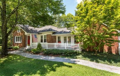 Signal Mountain Single Family Home For Sale: 747 James Blvd