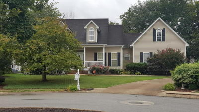 Hixson TN Single Family Home Contingent: $259,900