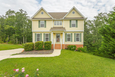 Ooltewah Single Family Home For Sale: 6911 Glen Cove Rd
