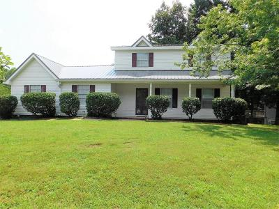 Hixson Single Family Home For Sale: 820 Northbrook Dr #Lt 1