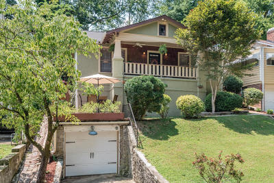 Chattanooga Single Family Home For Sale: 1312 Dugdale St