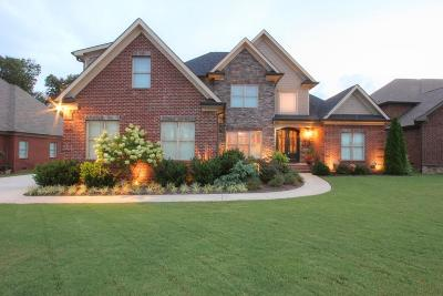 Ooltewah Single Family Home Contingent: 7931 Hampton Cove Dr