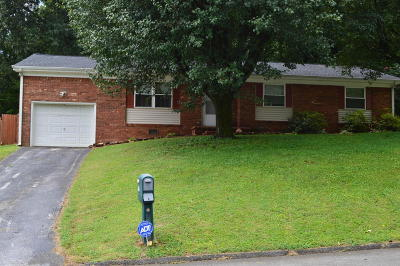 Hixson Single Family Home For Sale: 1370 Meadowood Dr