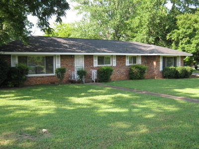 Chattanooga Single Family Home Contingent: 4629 Fairwood Ln