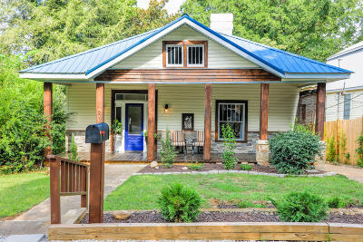 Chattanooga Single Family Home For Sale: 603 Franklin St