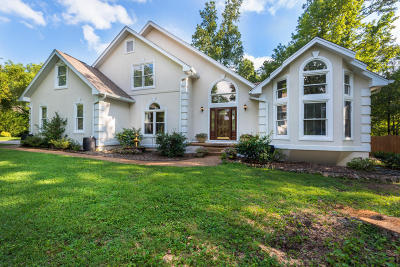 Ooltewah Single Family Home For Sale: 9510 Thornberry Dr