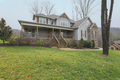 Chattanooga Single Family Home Contingent: 556 Kestrel Ln