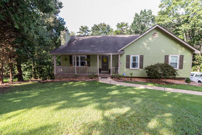 Soddy Daisy Single Family Home Contingent: 1322 Woodsage Ct