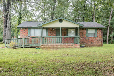 Hixson TN Single Family Home For Sale: $115,000