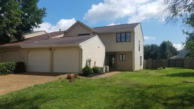 Hixson TN Townhouse For Sale: $185,000
