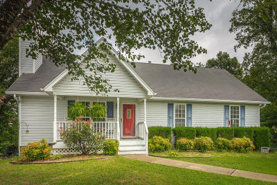 Soddy Daisy Single Family Home For Sale: 1769 Haleigh Ter