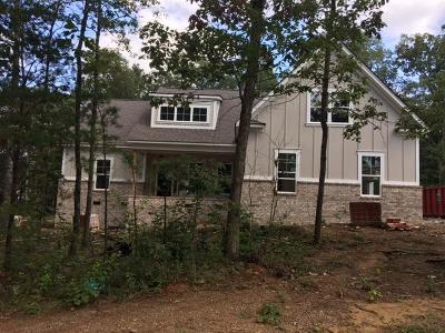 Signal Mountain Single Family Home For Sale: 2824 Corral Rd #3