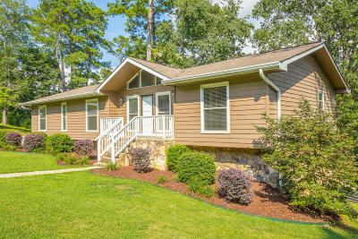 Hixson Single Family Home For Sale: 1914 Crystal Lake Ln