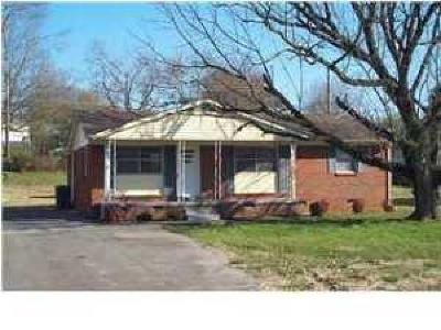 Chattanooga Single Family Home Contingent: 7710 Canyon Dr