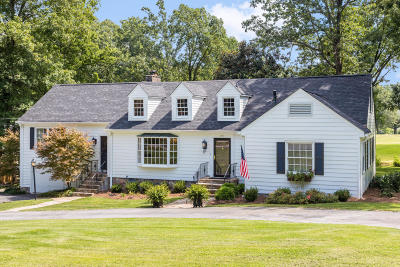 Lookout Mountain Single Family Home For Sale: 202 Rock City Tr