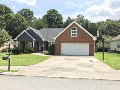 Ooltewah Single Family Home For Sale: 5788 Crooked Creek Dr