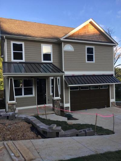 Chattanooga Single Family Home For Sale: 738 Gatti Ln #Lot 18
